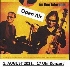 Sommerfest mit Dirk Zöllner 01. August